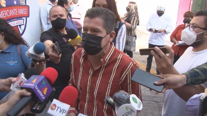 Ola de robos en el centro de Culiacán, señalan comerciantes
