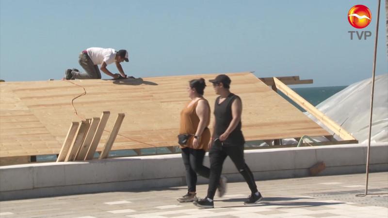 Congelan permisos de construcción en playas de Mazatlán