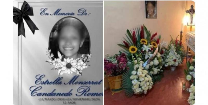 Madre de Monserrat asegura que su hija murió culpa del estrés escolar y exceso de tareas