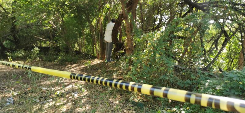 Osamenta encontrada a la orilla del río Tamazula,  era de jovencito de 16 años desaparecido