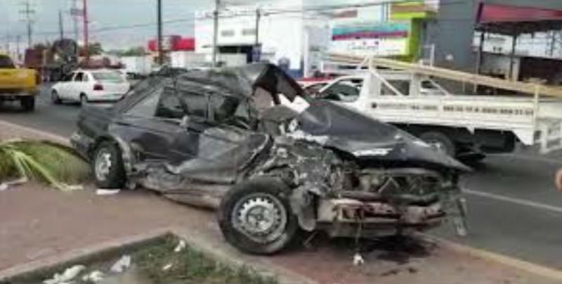 Sinaloa entre los estados con mayor porcentaje de muertos por accidentes