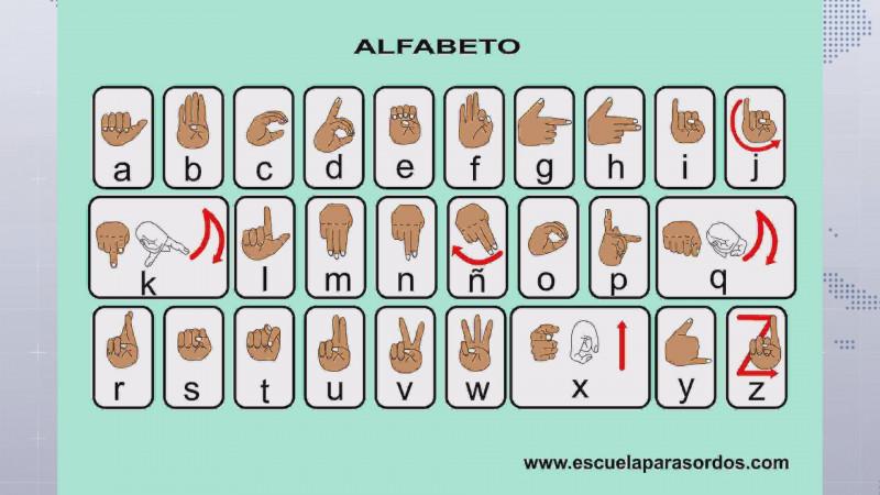 El lenguaje braille y de señas debe incorporarse en la educación básica