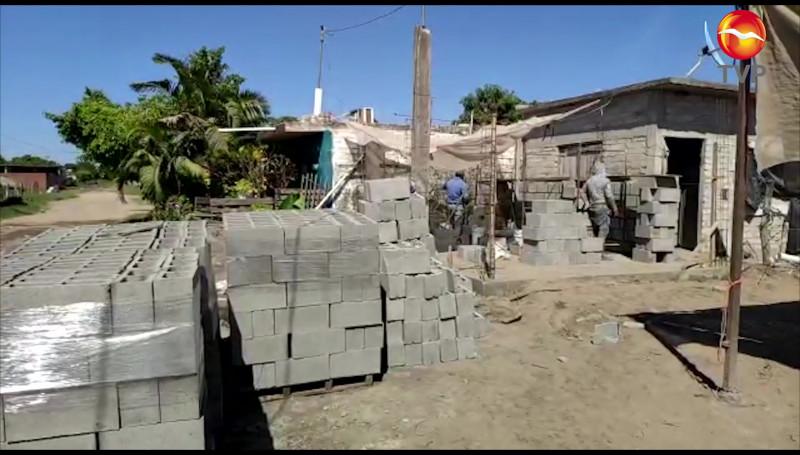 Iniciarán construcción de viviendas en Escuinapa