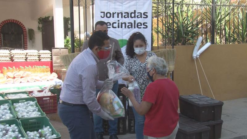Jornadas vecinales han beneficiado a mas de 100 mil familias de Sinaloa: Jesús Valdés