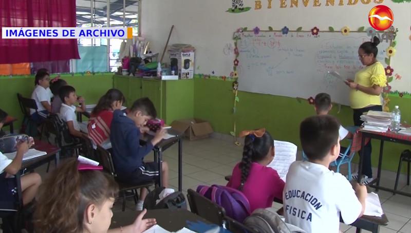 Insuficiente el presupuesto para Programa Escuelas de Tiempo Completo: Mejía López