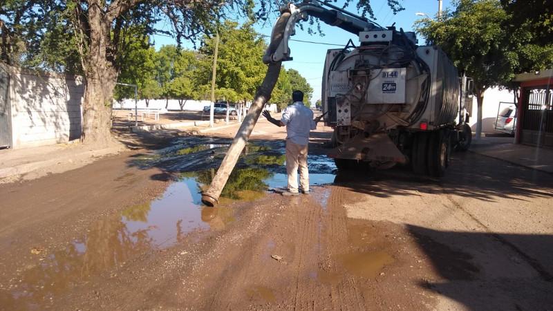 OOMAPASC responde en Valle Dorado