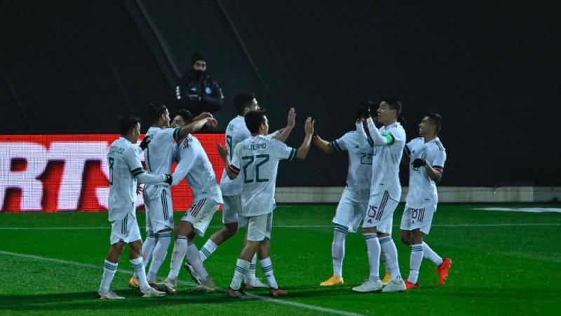 La Selección Mexicana consigue la victoria frente a Corea del Sur