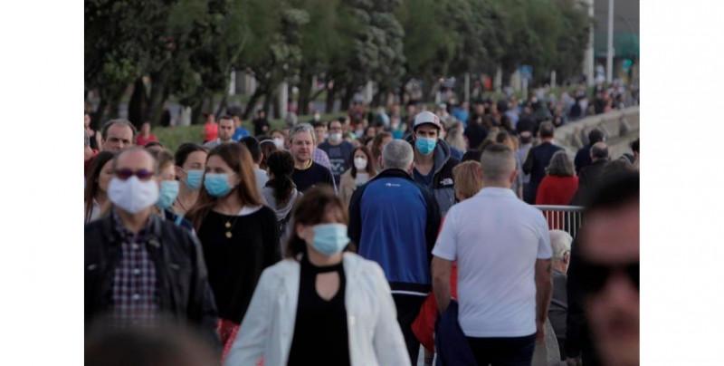 El coronavirus puede permanecer 24 horas infeccioso al aire libre en invierno: U. de Viena