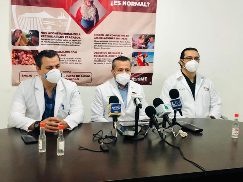 Remota Salud Ahome campaña de Vasectomía Sin Bisturí