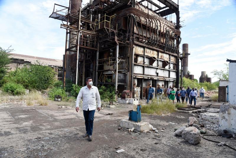 Terrenos del Ingenio Azucarero no se venderan por ser Patrimonio Historico-Cultural: IMAC