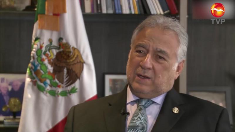 En cuarentena el Secretario de Turismo Federal