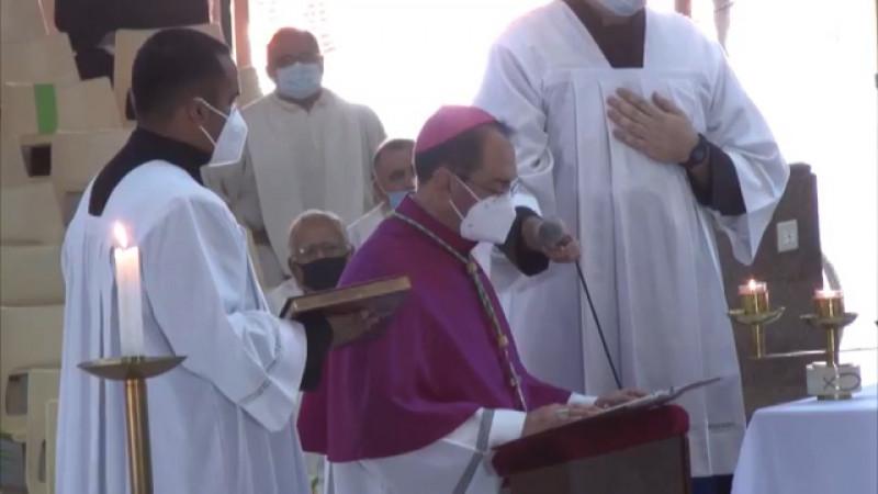 Habemus nuevo obispo en Ciudad Obregón
