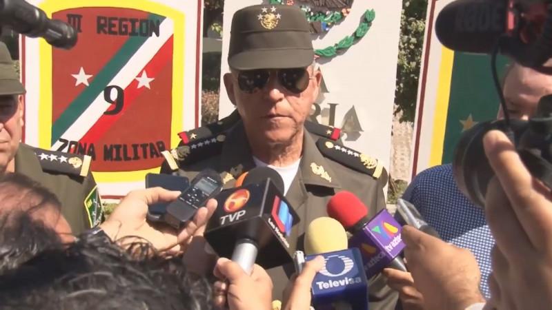 Salvador Cienfuegos regresará a México sin cargos, será la FGR la que determinará algún proceso