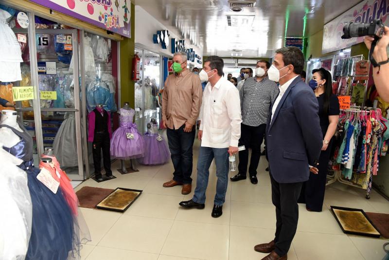 Programa Vive Centro Los Mochis ha generado un incremento ligero en ventas: Sedeco