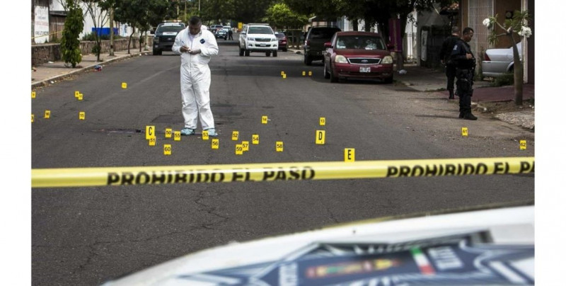 De septiembre a octubre aumentaron en 7.72% los homicidios en México: SSPC