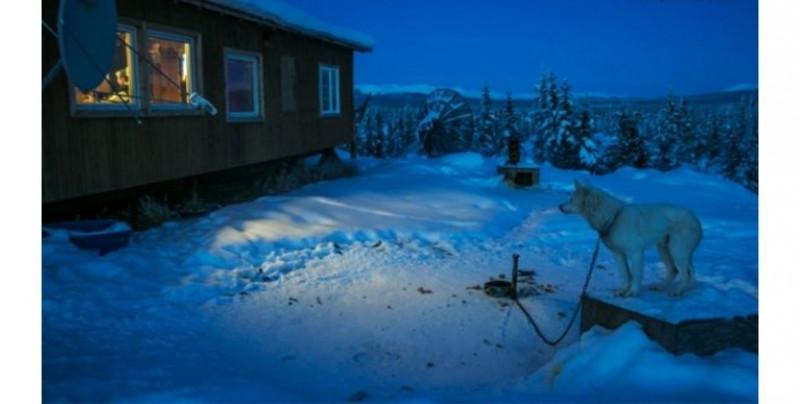 """Este pueblo de Alaska acaba de entrar en la """"noche polar"""" y no verá el sol hasta 2021"""
