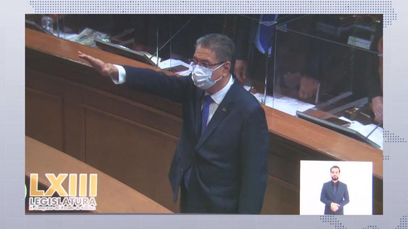 Satisfecho por la confianza Álvarez Ortega quien fue ratificado en la CEDH