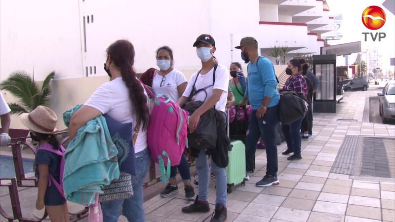 Que hay más turistas con cubrebocas en Mazatlán