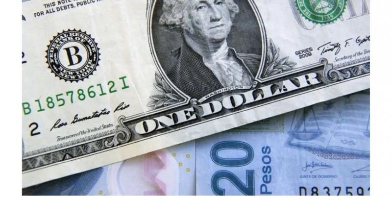 Al fin el peso mexicano baja de las 20 unidades frente al dólar