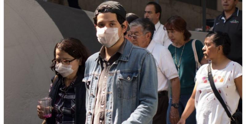 Encuesta dice que más del 30% de los mexicanos cree que el Covid-19 fue creado en un laboratorio