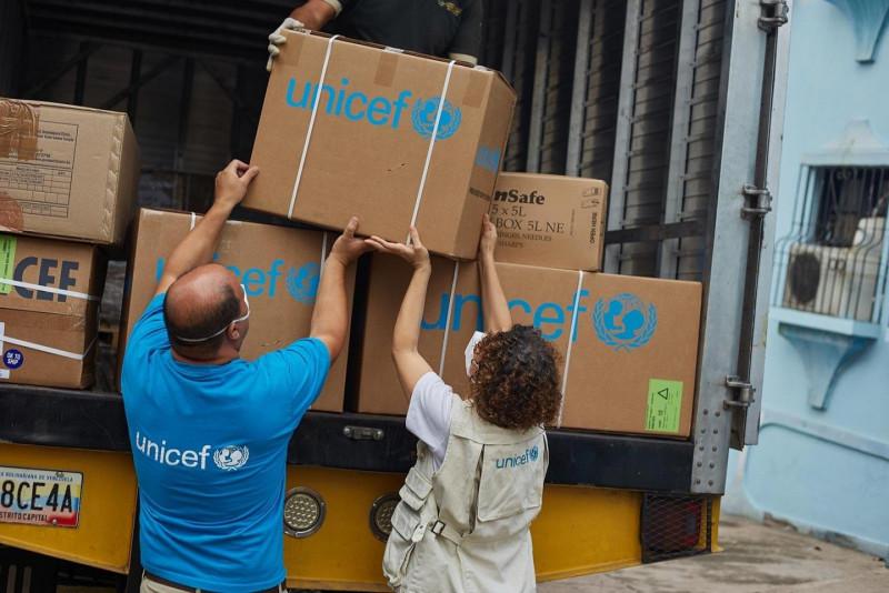 Unicef prepara una operación histórica para suministrar vacunas de la covid