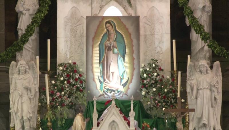 No habrá peregrinación el Día de la Virgen de Guadalupe en Mazatlán