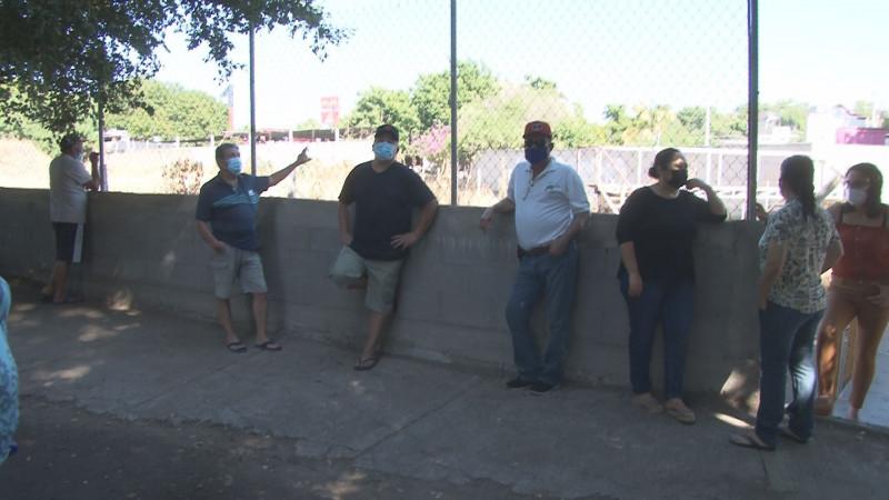 Vecinos de Riveras de Tamazula buscan recuperar área verde