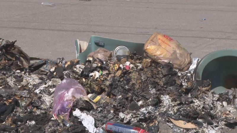 Queman la basura en Infonavit barrancos