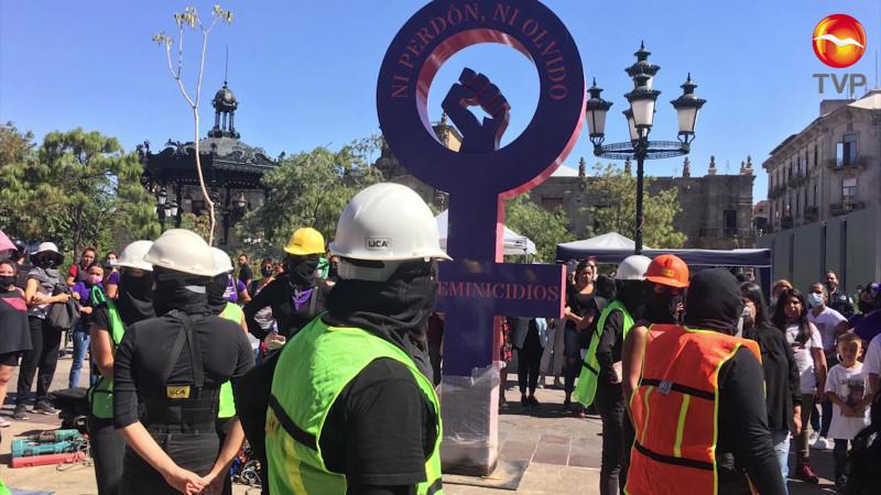 Ven un México agonizando ante la violencia feminicida