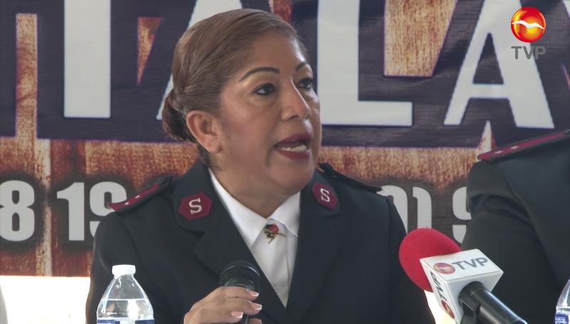 Ejército de Salvación pide apoyo de los mazatlecos