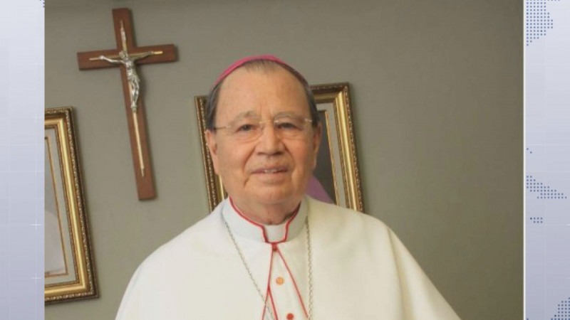 Muere el Obispo Emérito Don Benjamín Jiménez Hernández