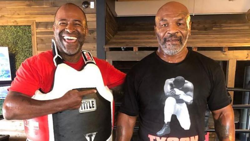 Mike Tyson regresa al ring este sábado