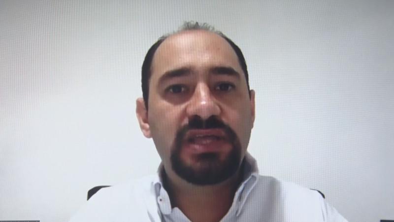 Aún no define Carlos Castaños si participa en el proceso electoral