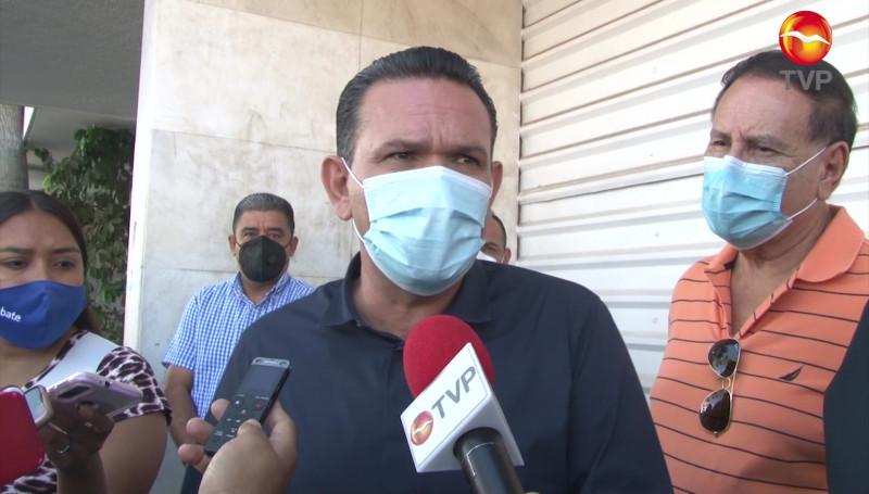 Insiste Sergio Torres Félix en ser candidato a Gobernador de Sinaloa