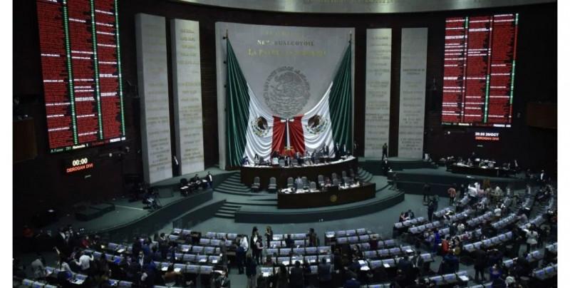 Diputados aprueban poder buscar reelección sin pedir licencia y seguir recibiendo su sueldo