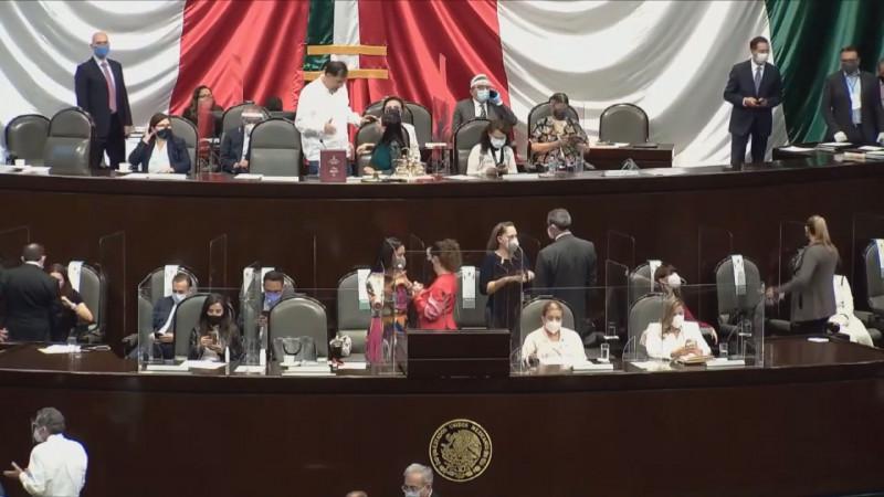 Se termina el fuero para el presidente de México, celebra AMLO aprobación del senado
