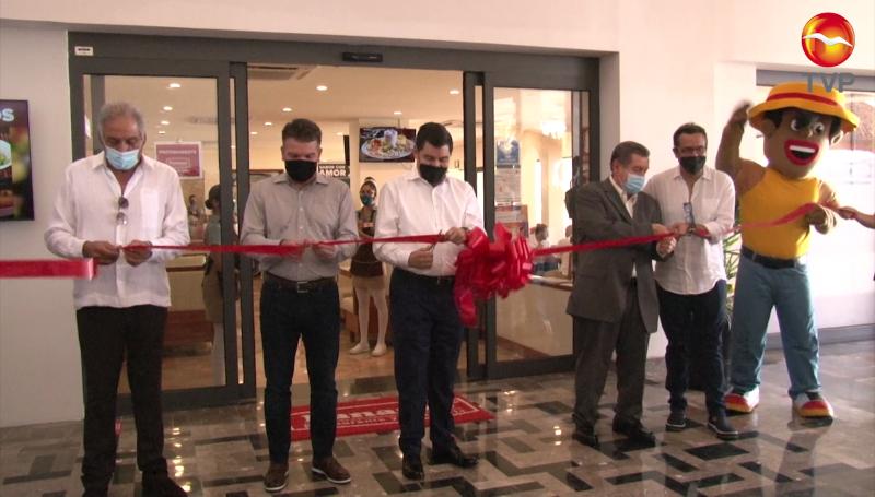Panamá abre restaurante en hotel de Zona Dorada