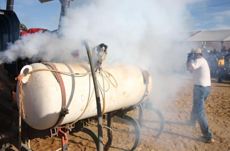 Sigue la capacitación para evitar intoxicación por plaguicidas