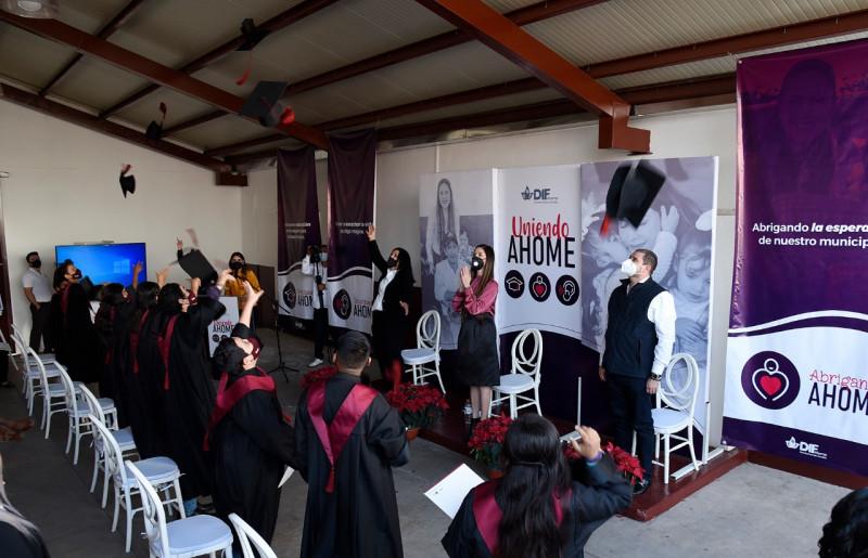 Rinde Mayeli Rangel Vázquez segundo informe de labores al frente de DIF Ahome