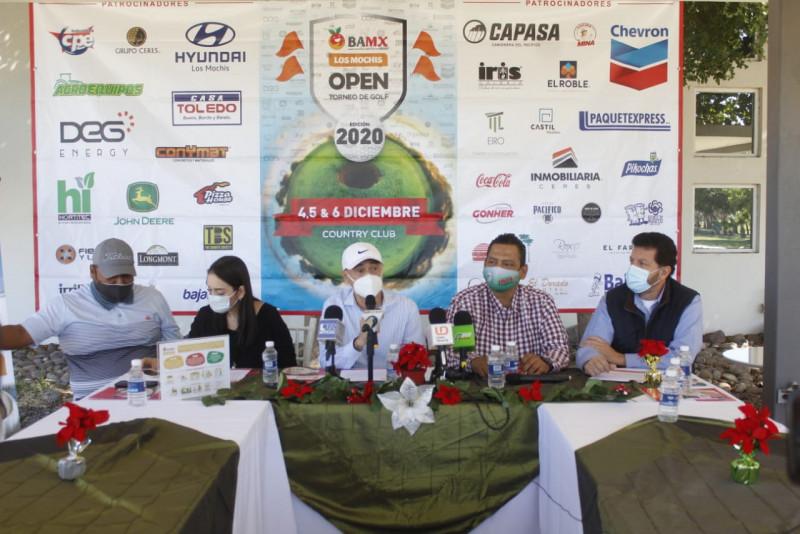 Banco de Alimentos celebrara torneo de Golf este fin semana