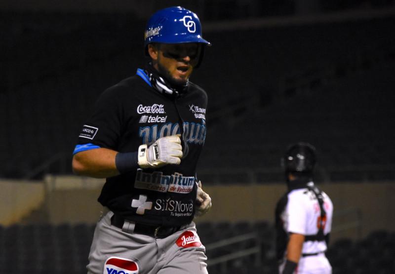 Yaquis de Cd. Obregón consigue victoria ante Naranjeros