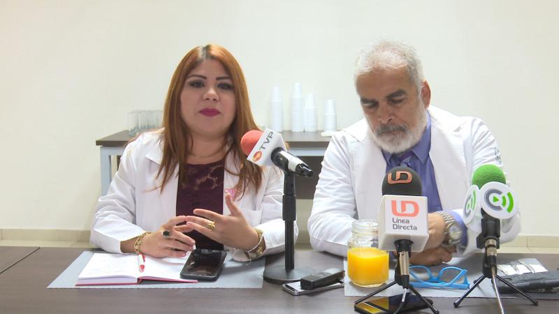 Invita Colegio Médico de Los Mochis a participar en una rifa con causa