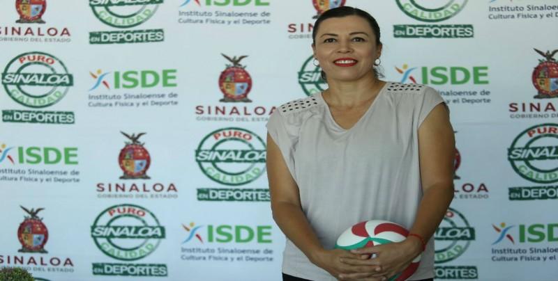 Hilda Gaxiola dice es grandioso ingresar al salón de la fama en Culiacán