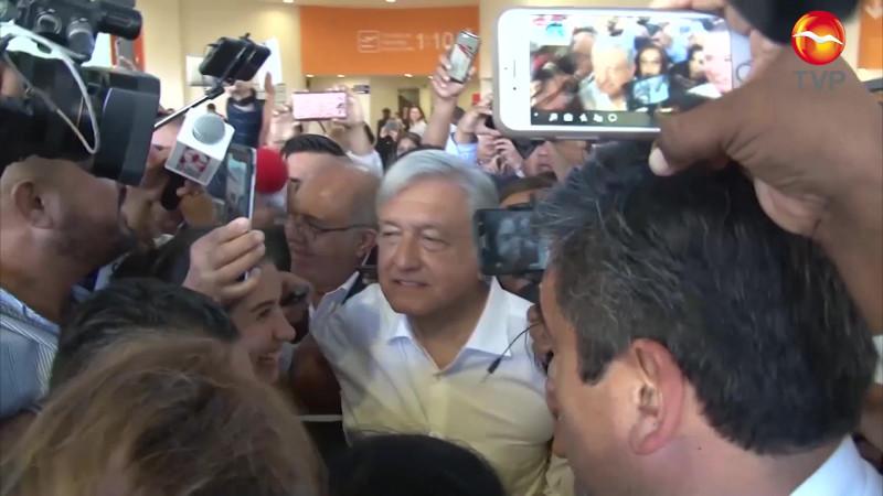 Esta es la agenda que tendrá AMLO en Sinaloa