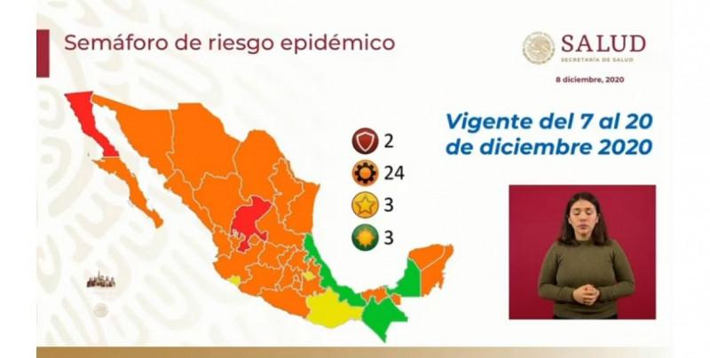 México registra este martes a 1 millón 193 mil 255 mil confirmados acumulados de Covid-19 y más de 110 mil defunciones
