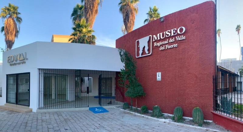 Listo Museo Regional del Valle de El Fuerte para albergar libreria Trillas en Ahome