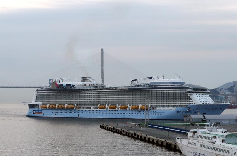 Un positivo por covid-19 en Singapur obliga a cancelar un crucero sin destino