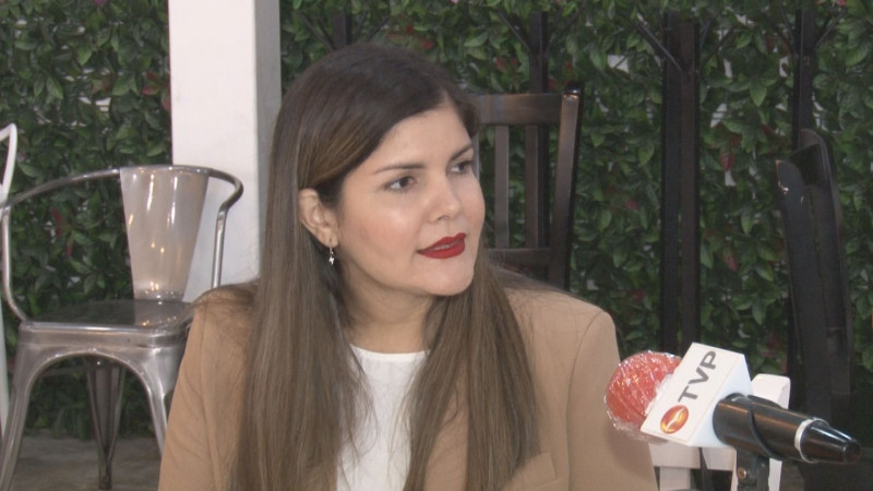 Merary Villegas buscará la candidatura a la Alcaldía de Culiacán