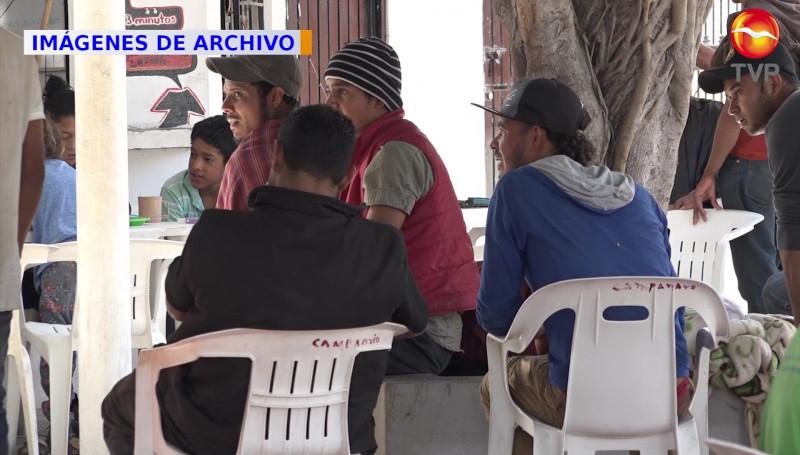 Crece el número de mexicanos migrantes que perdieron su empleo
