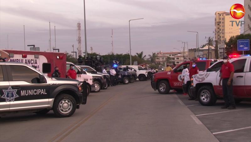 Arranca operativo Guadalupe-Reyes en Mazatlán